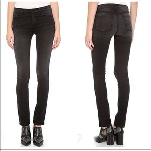 J. Brand High Rise Photo Ready Rail Jeans